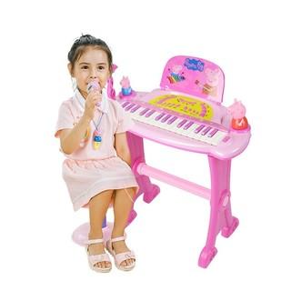 buddyfun 贝芬乐 小猪佩奇电子琴