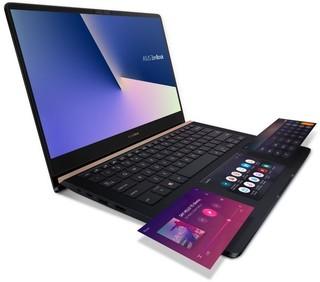 ASUS 华硕 ZenBook Pro 14 14英寸笔记本电脑(i3-8145U、8GB、256GB)