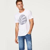 ESPRIT EDC 078CC2K021 男士短袖T恤