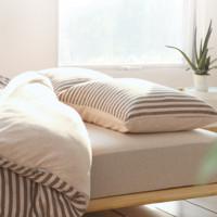 8H 天竺棉针织床品三件套 1.2m床