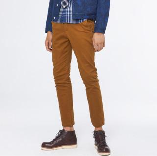 KAMA 卡玛 2317328 男士休闲裤 (驼色、34)