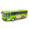 LEFEI  乐飞 仿真大巴士模型 声光惯性车大号