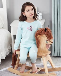 THREEGUN 三枪 迪士尼儿童内衣套装