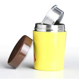 当当优品 304不锈钢真空焖烧罐 500ML