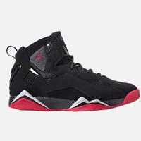 秋季焕新、限尺码:Air Jordan True Flight AJ7 342964-001 男士篮球鞋