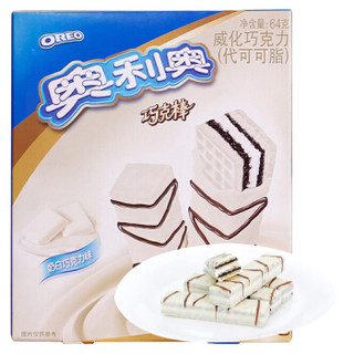 OREO 奥利奥 巧克棒 威化饼干