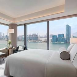 香港海汇酒店海景房1晚(赠广州市观光巴士票1张)