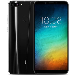 小辣椒 红辣椒Note5X 智能手机 (黑色、6GB、64GB)