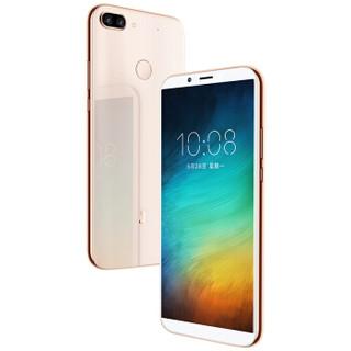 小辣椒 红辣椒Note5X 智能手机 (胭脂金、6GB、64GB)
