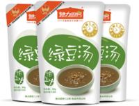 魅力厨房即食熟绿豆汤早餐夜宵食品代餐方便速食免煮夏季饮品3袋