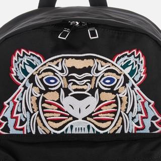 KENZO Kanvas Tiger 虎头刺绣双肩包