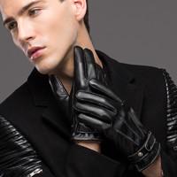 超级白菜日 : 艾威博尔 PU皮手套 保暖触屏/保暖 4款可选