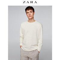ZARA 04231442712 男士针织衫 (本白、L)