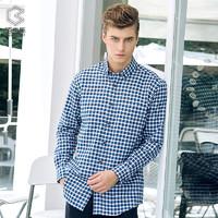 ESSSHIRT 佰杰斯 P01C17-08827 男士衬衫 (8824、38)