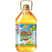 福临门 鲜胚玉米油 5L