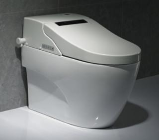MOPO 摩普 MP3009  大遥控器款 即热式自动冲洗一体式智能马桶