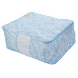 博纳美家 牛津布棉被收纳袋 蓝色床底款 98*50*15cm *2件