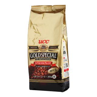 UCC 悠诗诗 综合咖啡豆 360g