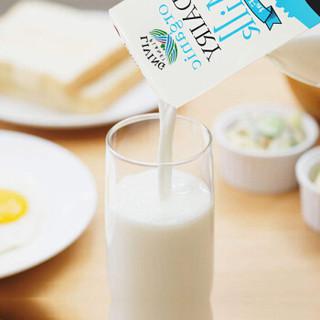 Living Planet 生机谷 有机低脂牛奶 1L*12盒