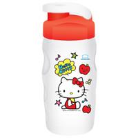 乐扣乐扣(LOCK&LOCK)HELLO KITTY易开型儿童水杯学生户外杯子运动水壶350ml(红色)HPP726-AKT