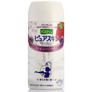 京东PLUS会员 : Bathclin 巴斯克林 美肌淋浴盐(淡香型) 420g