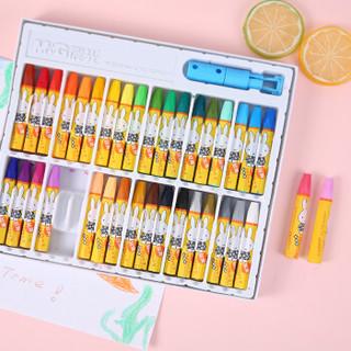 M&G 晨光 FGM90059 卡通丝滑油画棒 36色/盒