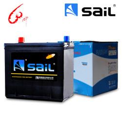 Sail 风帆 汽车电瓶蓄电池6-QW-60/L2-400 12V