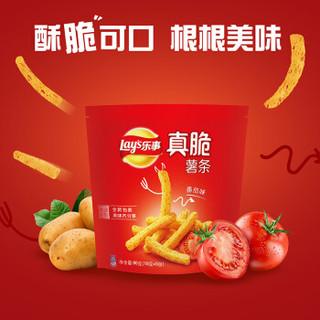 Lay\'s 乐事 真脆薯条 番茄味 90g