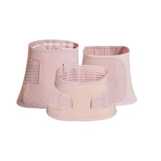 十月妈咪 塑身矫正带 (XXL码、粉色)