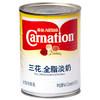 Nestlé 雀巢 三花 全脂淡奶 410g 9.9元