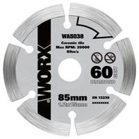 WORX 威克士 WA5038 电圆锯85mm