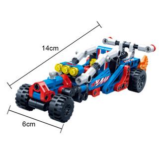 BanBao 邦宝 高科系列 6968 拼插积木玩具 幻影风神