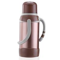 U+ 悠佳 鼎盛系列  不锈钢保温瓶热水瓶 3.2L
