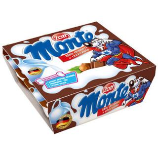 Zott 卓德 monte 风味甜点牛奶 巧克力榛果味 55g*杯