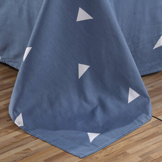 AVIVI 艾薇 全棉四件套 方位 1.2米床