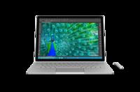 Microsoft 微软 Surface Book 二合一变形本( i7、8GB、256GB、独显)(含笔)微软认证翻新