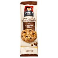 QUAKER 桂格 燕麦曲奇饼干 巧克力味 27g