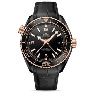 OMEGA 欧米茄 海马系列 215.63.46.22.01.001 男士机械腕表