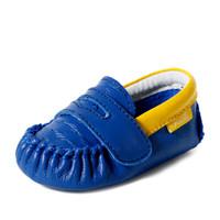 WINNIE THE POOH 小熊维尼 16244 婴儿学步鞋 (蓝色、 110)
