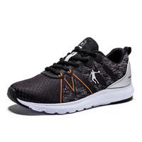 QIAODAN 乔丹 QM3471502B 儿童运动鞋 (黑色/白色、32)