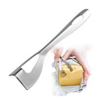 魔幻厨房 MK-B001 不锈钢黄油刮刀 14*3.5*2cm