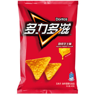 Doritos 多力多滋 玉米片 劲浓芝士味 40g