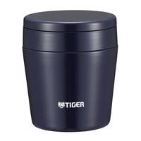 TIGER 虎牌 MCL-B025 迷你不锈钢焖烧杯 (250ml 、 咖啡色)