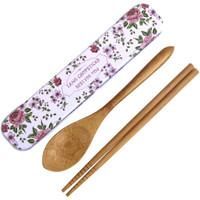 唐宗筷 A790 优质竹筷子勺子便携餐具套装