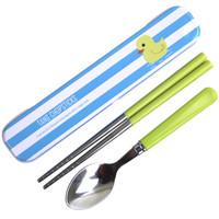 唐宗筷 A731 304不锈钢旅行筷子勺子套装