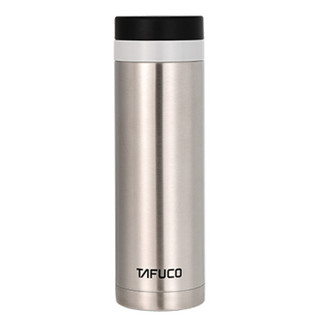 TAFUCO 泰福高  T-1052  304不锈钢真空保温杯 不锈钢色 480ml *3件