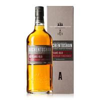 AUCHENTOSHAN 欧肯特轩 洋酒 12年单一麦芽威士忌 700ml