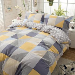 自然醒 纯棉三件套 (40支、1.2m单人床、三件套)