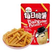 每日生机 每日脆薯 浓情番茄味 80g