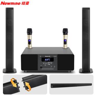 Newmine 纽曼  BW-200 2.1回音壁电视音响